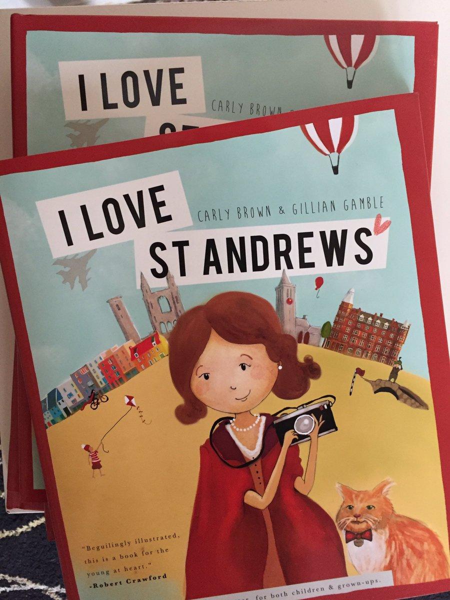 I Love st andrews