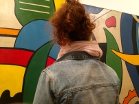 Checking out the Berardo Collection Museum