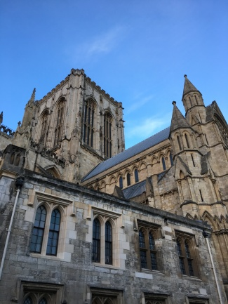 York Minster Cathedral, Oct 2018