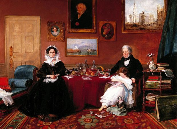 800px-The_Langford_Family_in_their_Drawing_Room)_by_James_Holland,_RWS